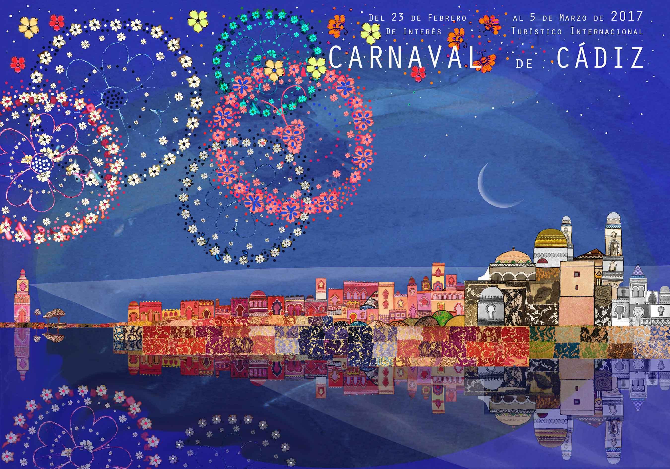 cartel-concurso-carnaval-de-cadiz-2017